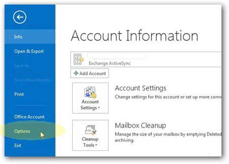 how to change email signature in outlook 2013